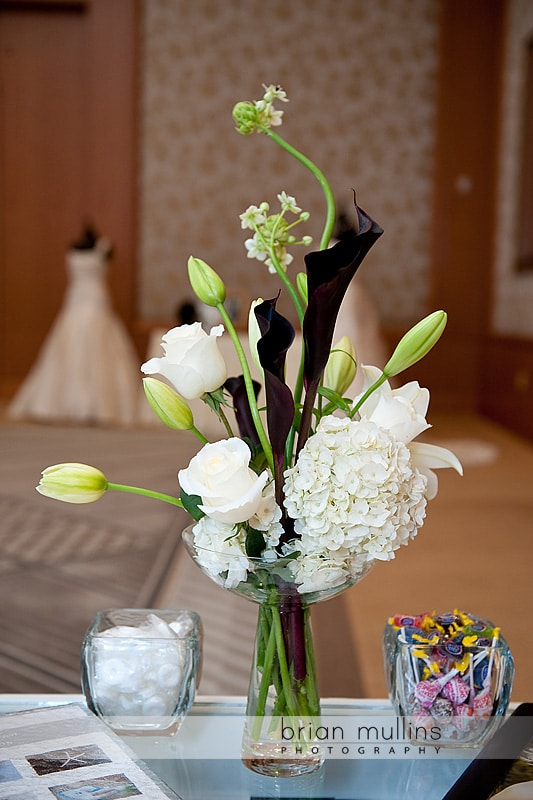 Wedding Photography Booth Flowers