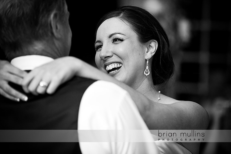 wedding reception at the Highgrove