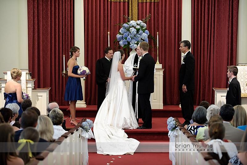 wake chapel wedding
