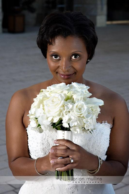 umstead bridal portraits