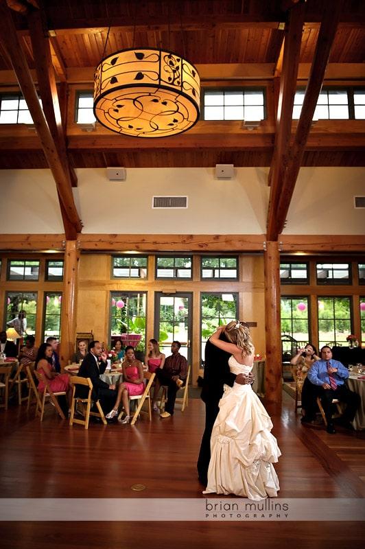 duke gardens wedding reception
