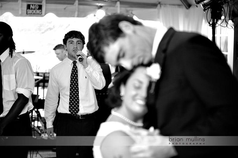 old town club wedding reception