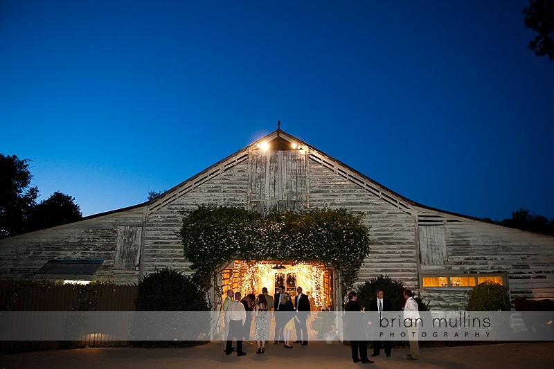 the barn at Fearrington Village