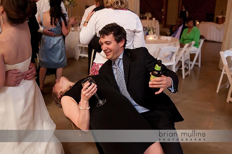 dancing at Fearrinton Inn wedding