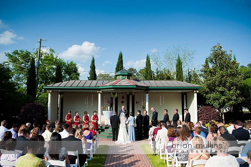 Preston Woodall House weddings