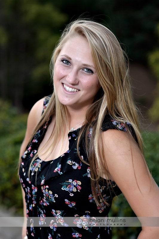 raleigh NC senior photography