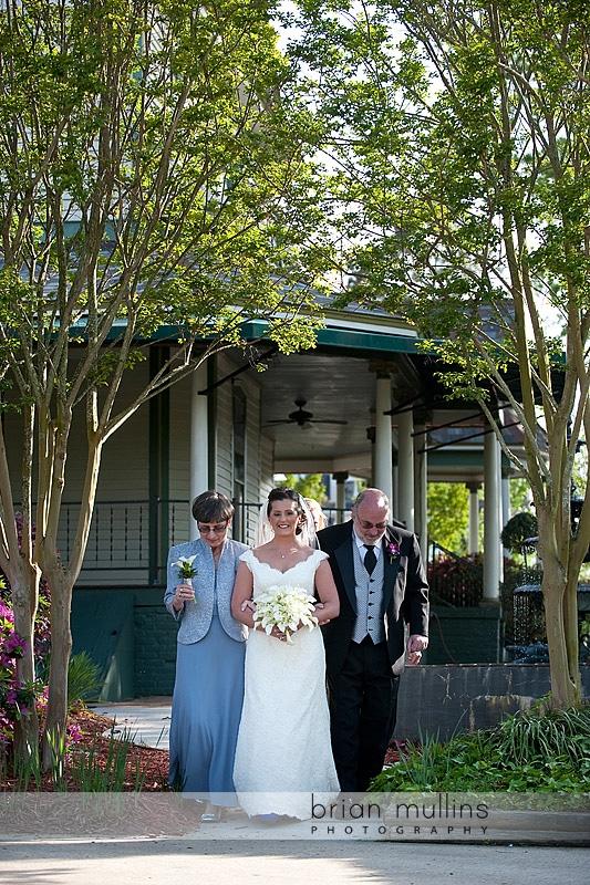 preston woodall house wedding