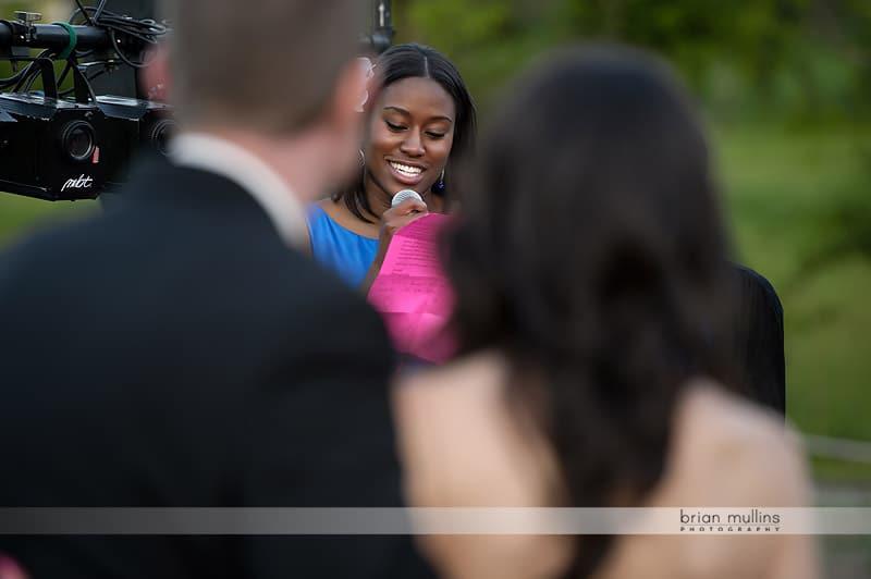 bridemaids speech at wedding