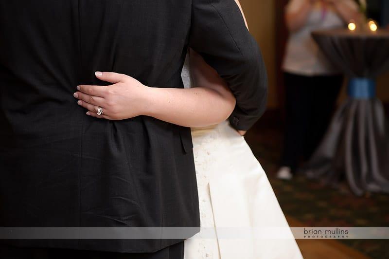 TPC Wakefield plantation wedding reception