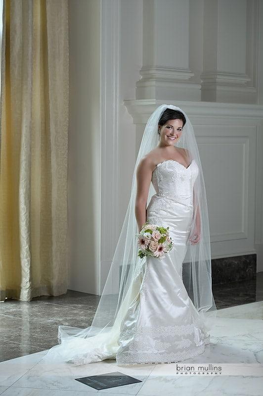 state club bridal portraits