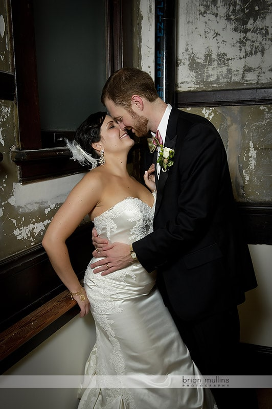stylized wedding photos