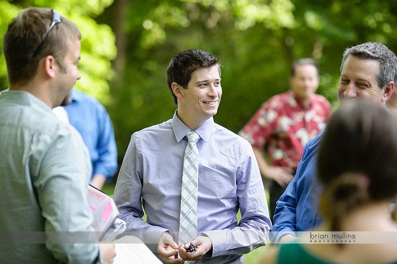 coker arboretum weddings