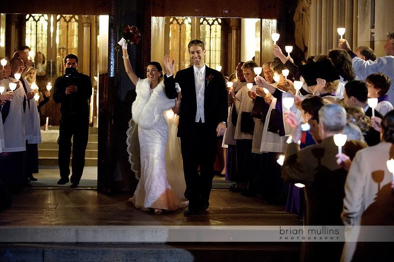 duke chapel candlelight exit