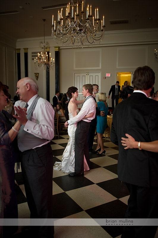 carolina inn wedding reception