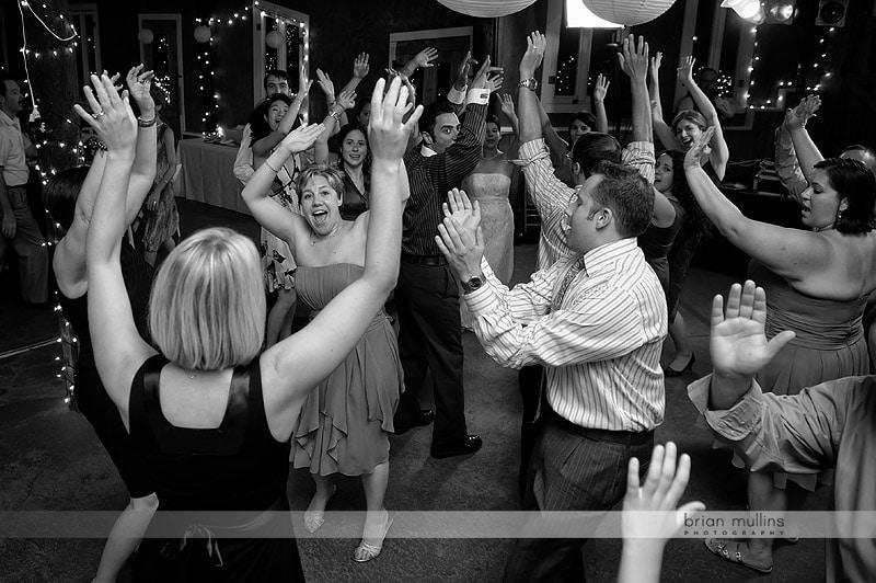 snipes farm retreat wedding reception