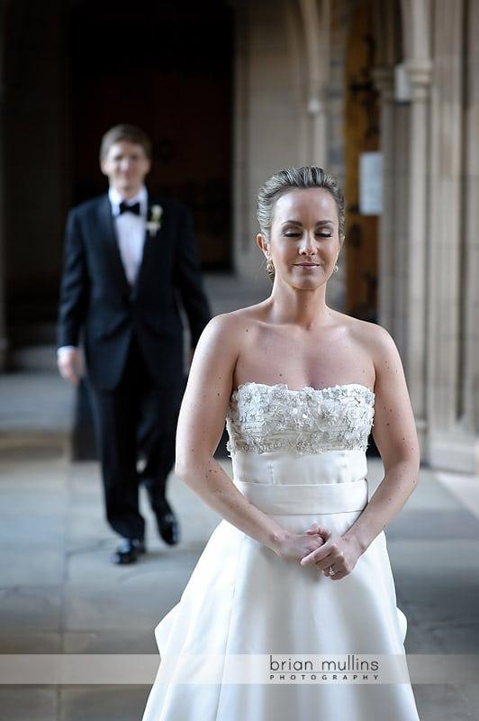 wedding photos at duke chapel