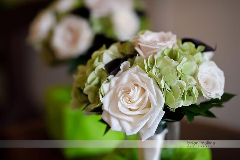 floral dimensions wedding bouquet