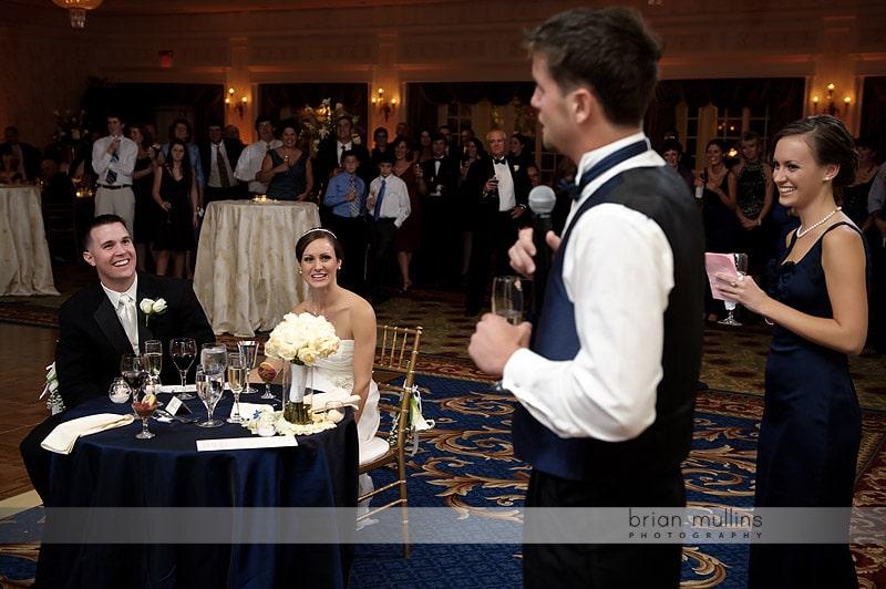 wedding toast by best man