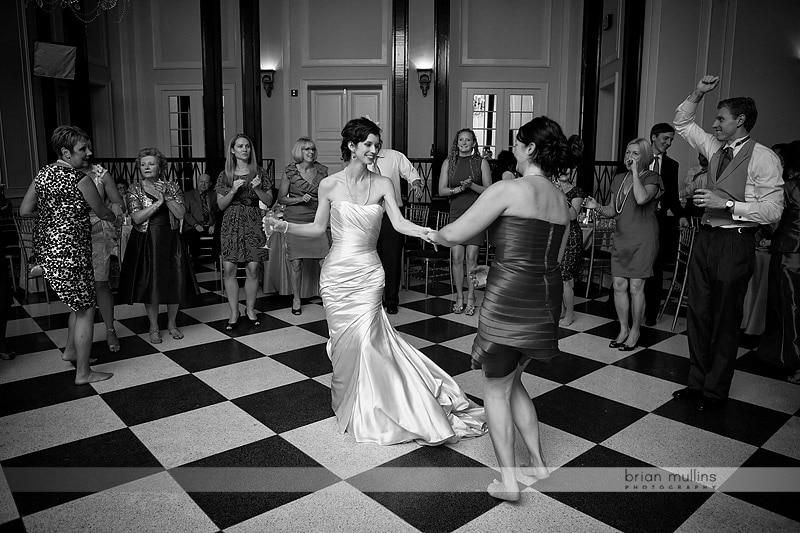 old well room wedding