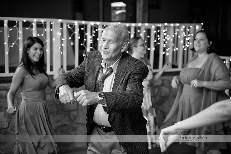 snipes farm wedding reception dancing