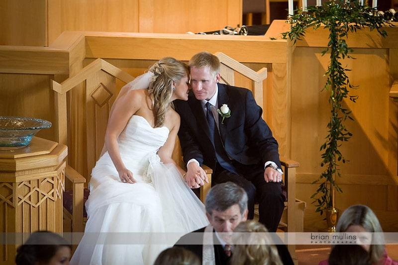 wedding at kirk of kildaire