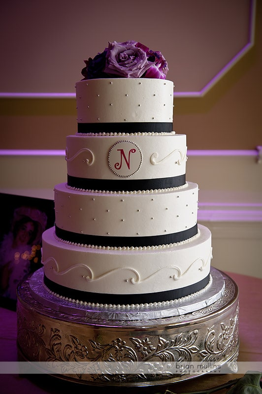 ashley cakes wedding cake