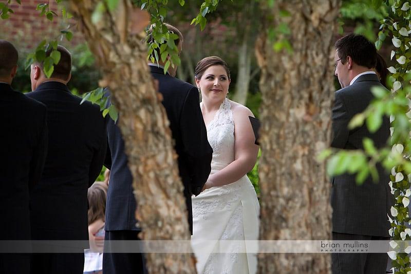 wedding at TPC Wakefield