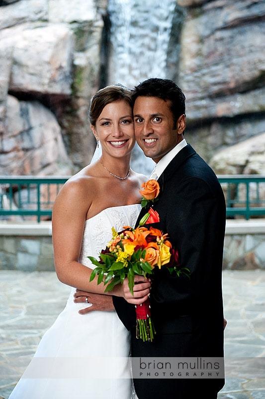 Wedding at Grove Park Inn - Asheville Wedding Photographer