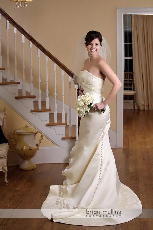 highgrove bridal portraits