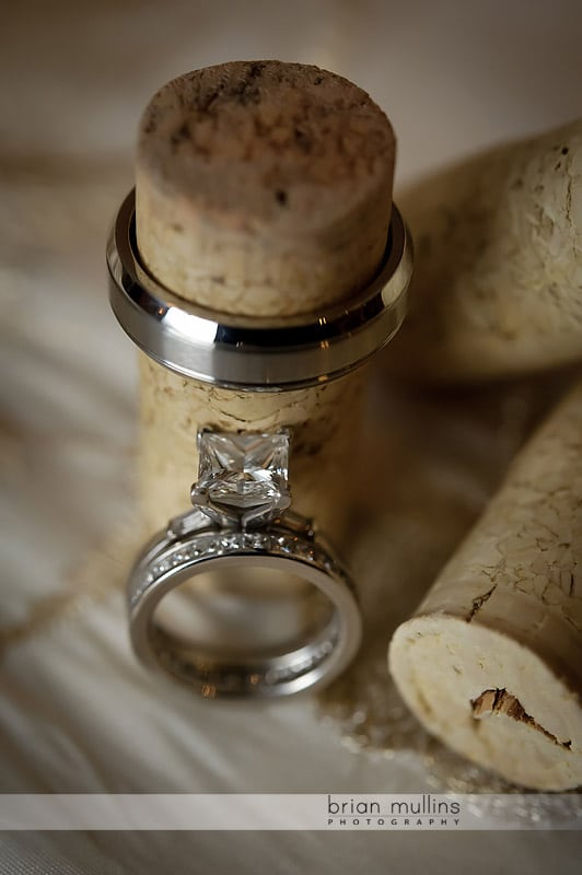unique wedding ring photography