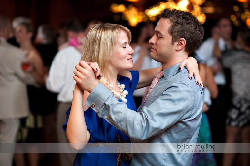 angus barn wedding reception