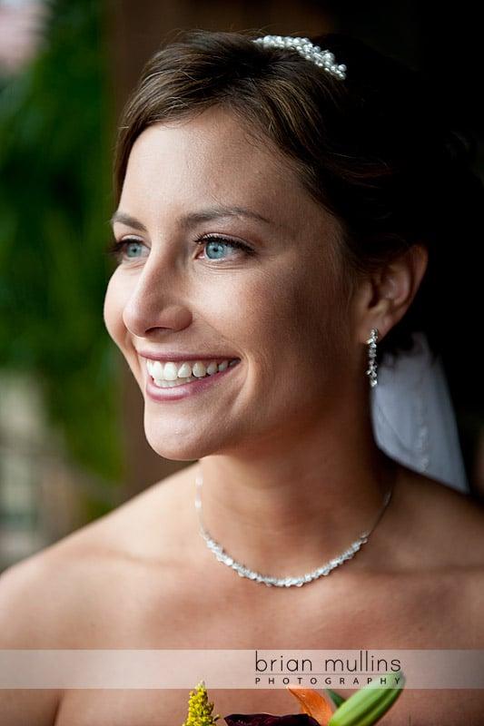 Bridal Portrait - Grove Park Inn - Raleigh Wedding Photographer
