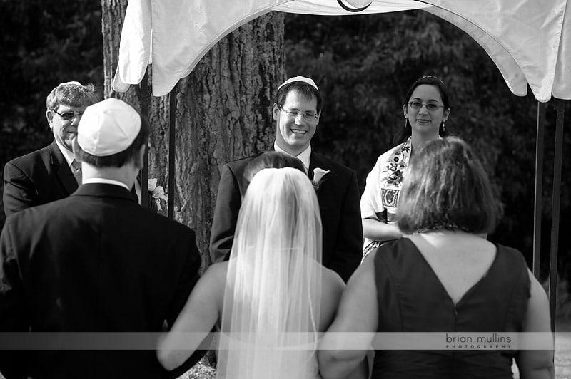 snipes farm retreat wedding ceremony