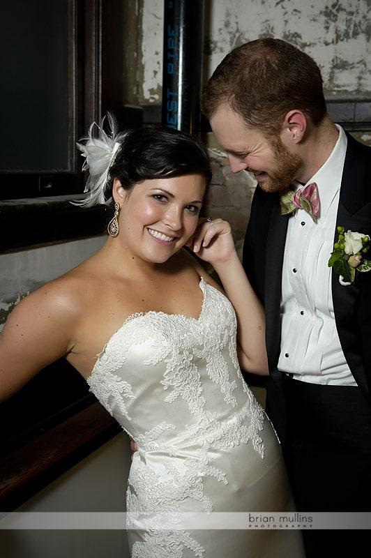 stylized wedding photography