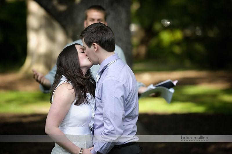 weddings at coker arboretum