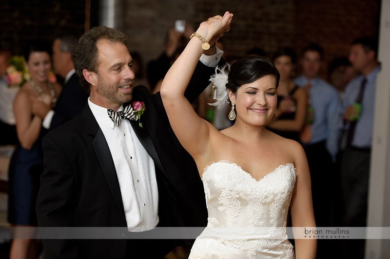 bride and father wedding dance