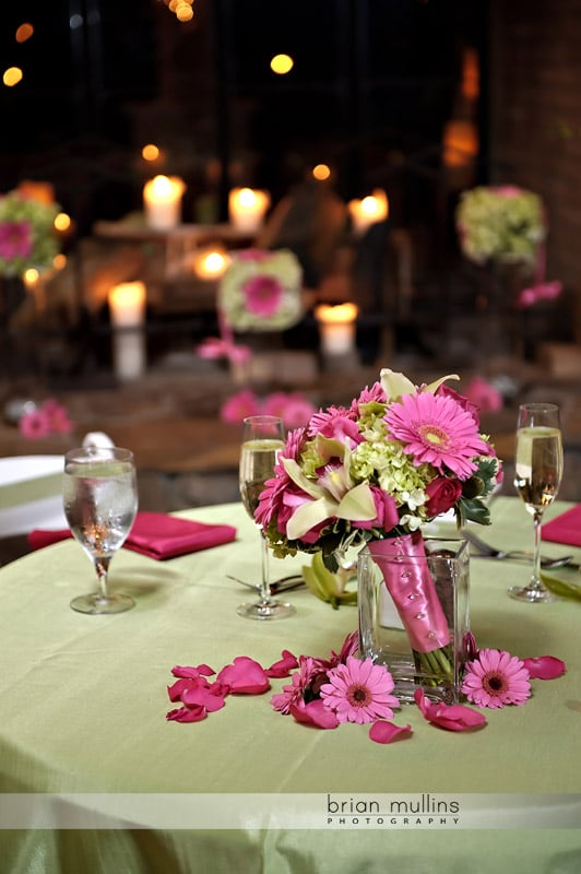 tre bella wedding flowers