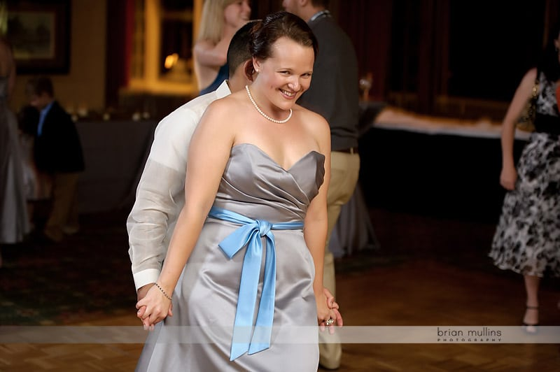 wedding receptions at TPC wakefield