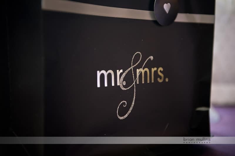mrs & mrs wedding bags
