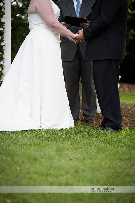 TPC Wakefield Plantation wedding