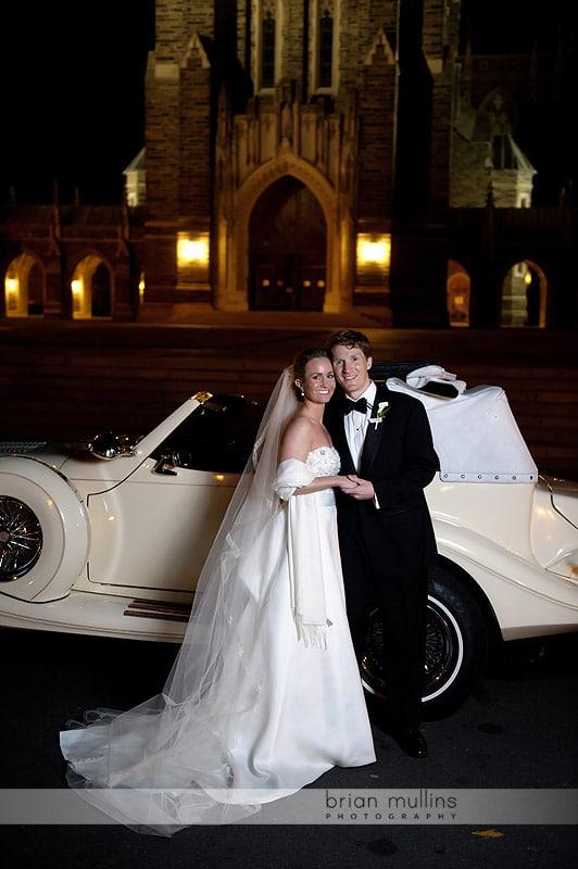 duek chapel wedding durham nc