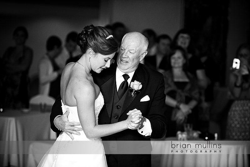 Bride & Father Dancing - Grove Park Inn Asheville, NC Wedding Photography