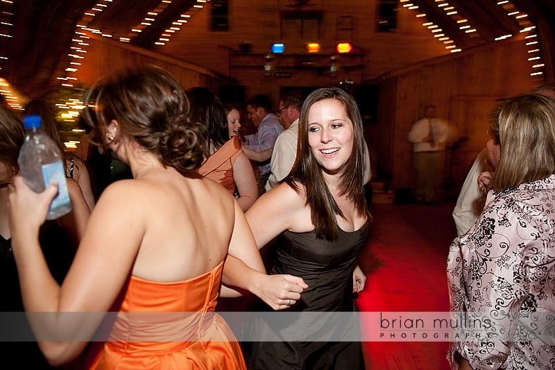 Wedding Reception - Greensboro NC Photographer