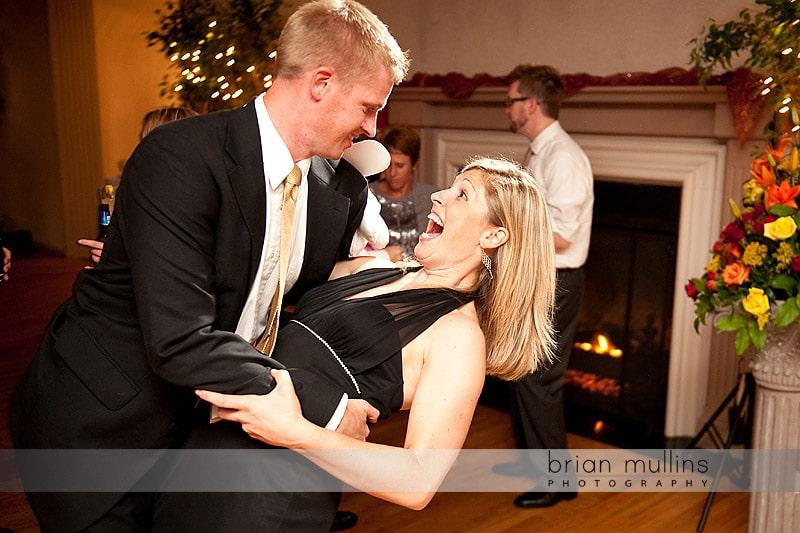 Wedding Reception - Grove Park Inn Asheville, NC