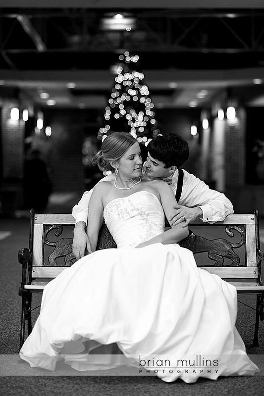 Wedding photography at The Royal in Raleigh