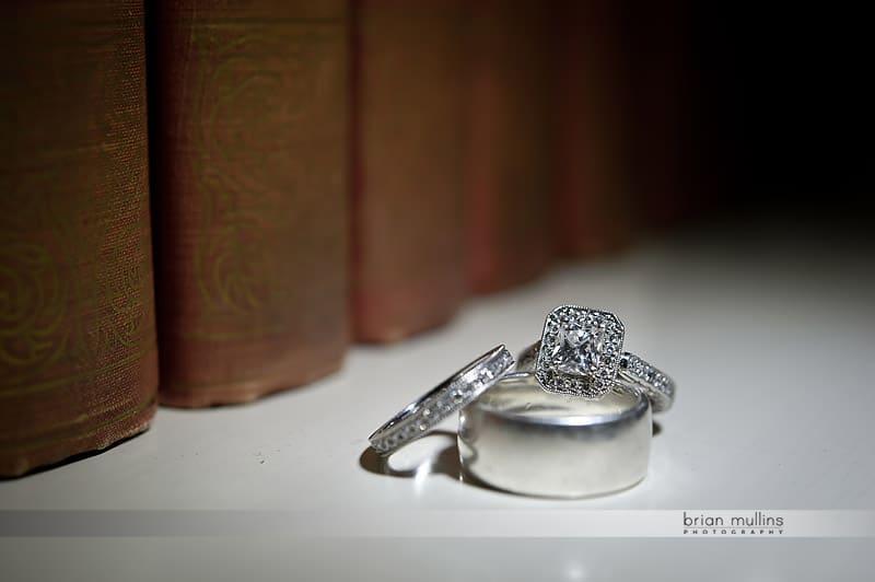 unique wedding ring photo