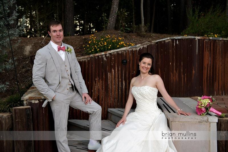 angus barn pavilion wedding portraits