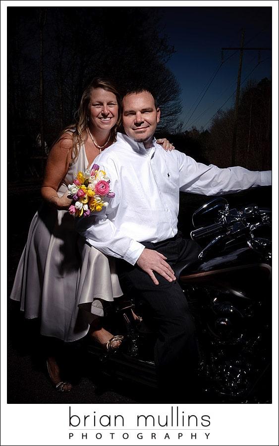 Michelle & Jason - Apex, NC Wedding