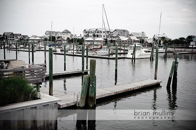 Bald Head Island, NC Wedding | BHI Club