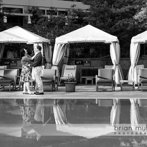 Jonathan & Stephanie | Engagement at the Umstead Hotel
